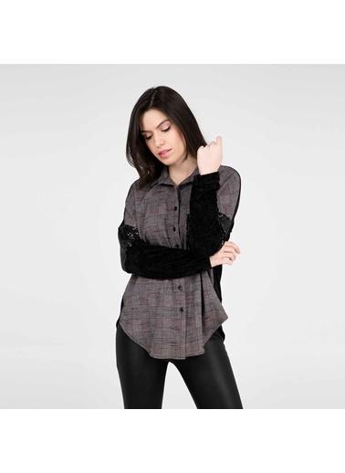 Ayhan Gömlek Siyah